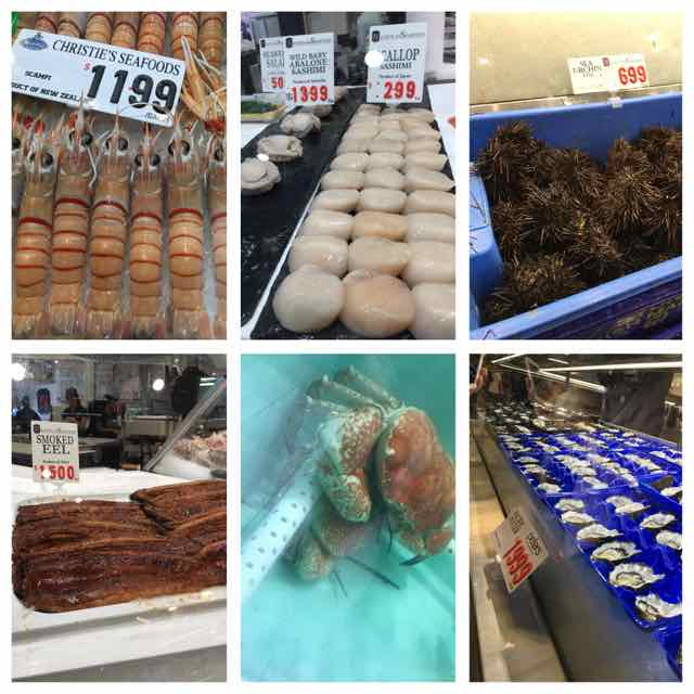 Passe no Mercado de Sydney, apreciar