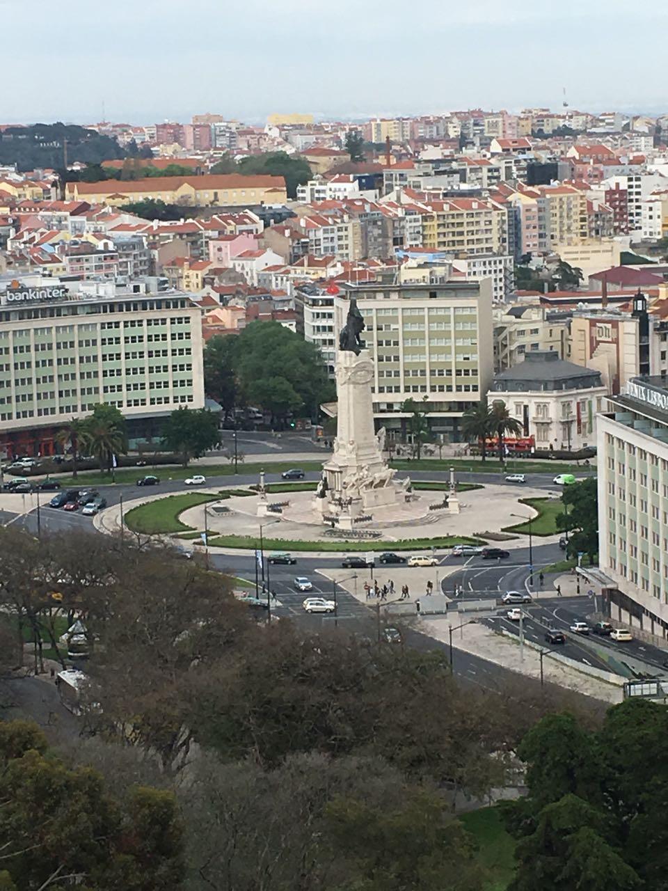 Vista de Lisboa: linda por muitos ângulos