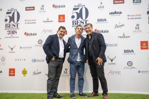 Josep, Jordi e Joan: a alma do El Celler de Can Roca. Quando o trabalho em família faz a diferença