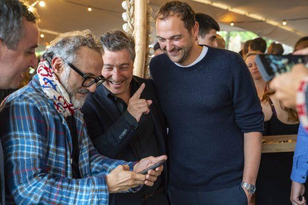 Nas primeiras colocações: Massimo, Joan Roca e Daniel Humm