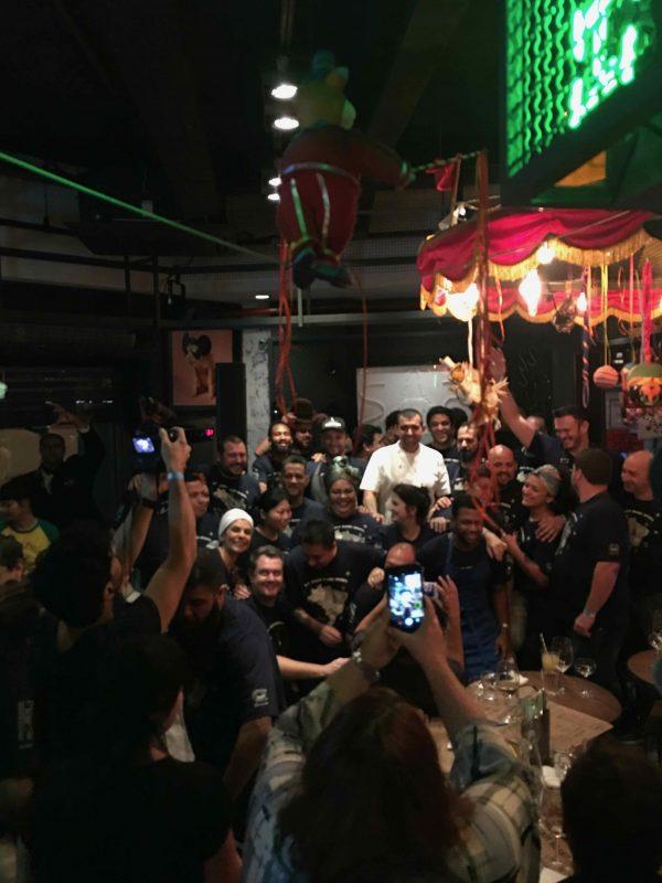 A festa da união: cozinheiros de vários Estados foram cozinhar com Jefferson Rueda e celebrar a cozinha brasileira
