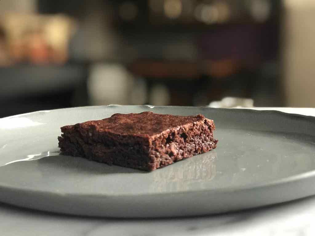 Um brownie inesquecível