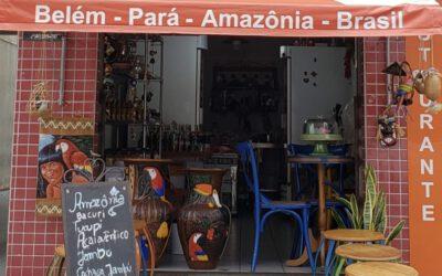 As raízes do Norte em produtos ao seu dispor em Curitiba